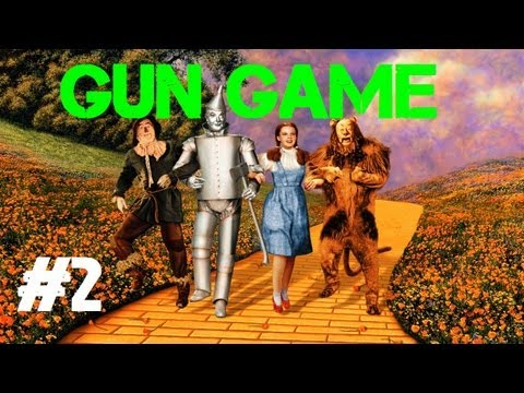 Custom Zombies - Zebba Farms (Oz) Gun Game: FINALE - Terminator and the Thunder Gun! (Part 2)