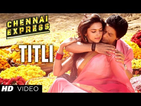 titli Chennai Express Song  | Shahrukh Khan, Deepika Padukone video