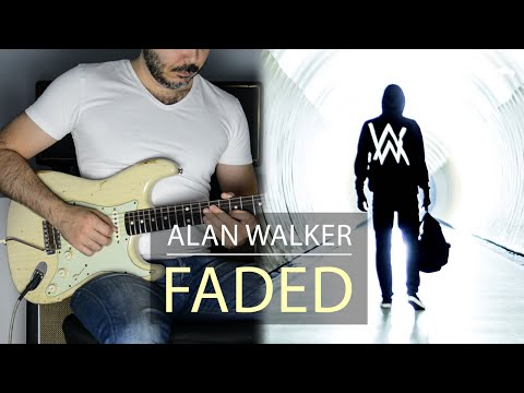 Alan Walker - Faded - Electric Guitar Cover by Kfir Ochaion Download This song: iTunes: http://hyperurl.co/ikfiro Google Play: http://hyperurl.co/gKfiro Spotify: http://hyperurl.co/sKfiro Amazon...