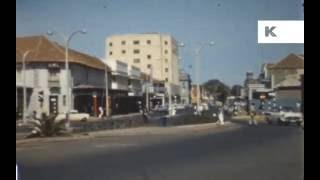 1960s Nairobi, Kenya, Africa Home Movies