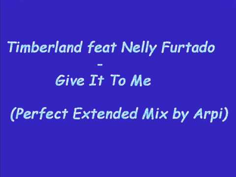 Timbaland ft Nelly Furtado - Give It To Me (with lyrics) - by rpi