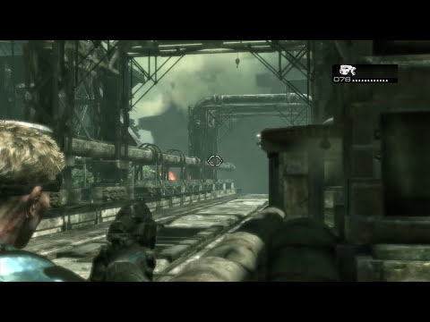 Gears of War 2   Huevo de Pascua Estacion Tyro