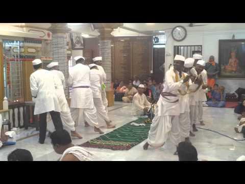 Varkari Bhajan At Walkeshwer Sri Kashimath Sam.mp4 video