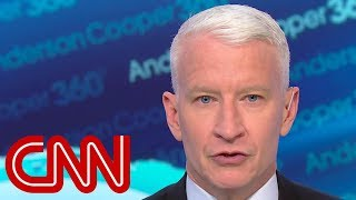 Anderson Cooper fact-checks Trump's FBI claim