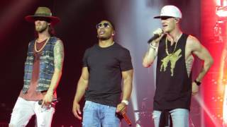 "Download Lagu Florida Georgia Line ""Hot In Here'/Cruise"" (W/Nelly) Live @ BB&T Pavilion Gratis STAFABAND"