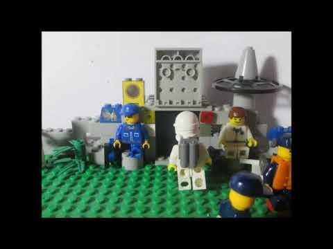 "LEGO S.T.A.L.K.E.R. ""Приключения Хорька"" 2 серия"