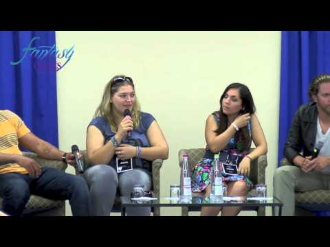 Night Itacon 2 Italian Convention - CHARMED  Q&A Panel