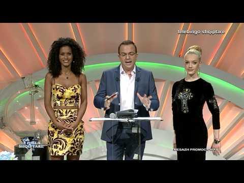 E diela shqiptare - Telebingo shqiptare (26 maj 2013)