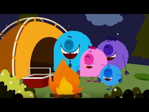 Твой друг Бобби - В походе - мультфильмы детям - серия 22