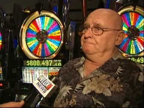 World record Wheel of Fortune slot jackpot at Hard Rock Casino Biloxi