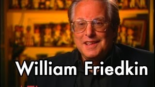 Director William Friedkin On Annie Hall