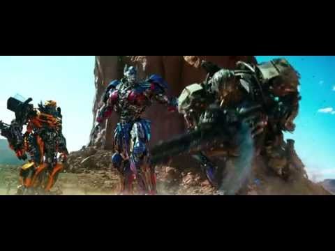 Transformers: Age of Extinction 1080p HD Autobots Reunite