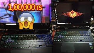 1 Lakh Rs Laptop  HP OMEN