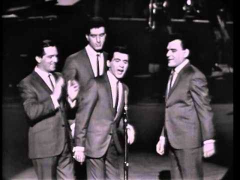 Frankie Valli and The Four Seasons   Big girls dont cry 1964
