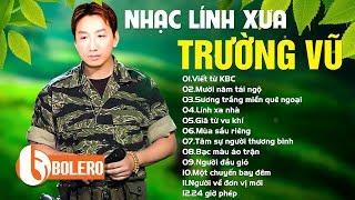LK Viết Từ KBC, Mười Năm Tái Ngộ -  Nhạc Lính Xưa TRƯỜNG VŨ Cấm Nghe Về Đêm Vì Quá Sầu
