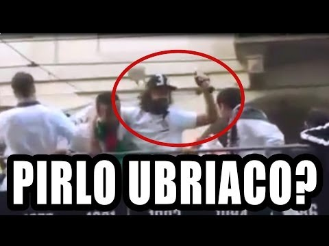 Pirlo UBRIACO? - Juventus F.C.