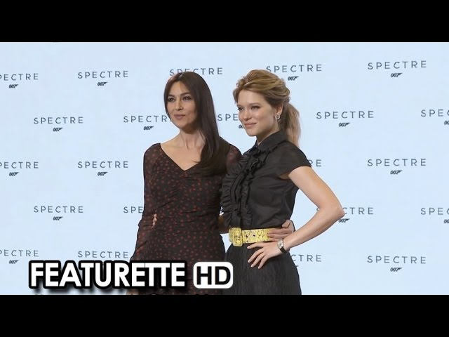 007 Spectre Featurette 'Le donne di Bond in Spectre' (2015) HD