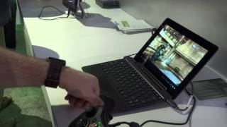 Asus Transformer Prime + XBOX 360 Controller