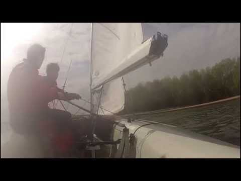 420 light wind training