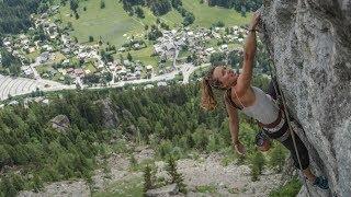 A Weekend Rock Climbing In Chamonix