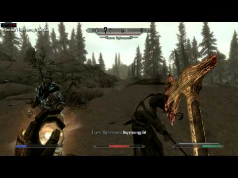 GamePlay The Elder Scrolls V Dragonborn DLC parte 2
