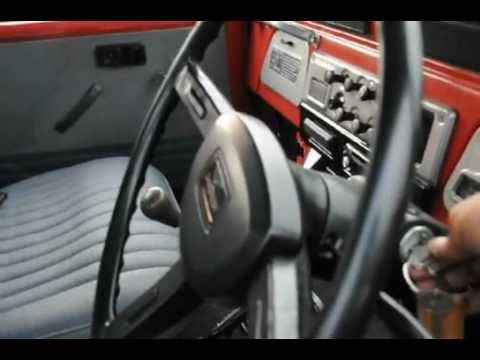 Toyota Land Cruiser FJ4