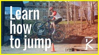 download lagu How To Jump A Mountain Bike Beginner Tutorial  gratis