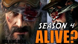 KENNY IS ALIVE!!??!?? - TWD Telltale Games SEASON 4 (How Kenny Can Still be Alive...)