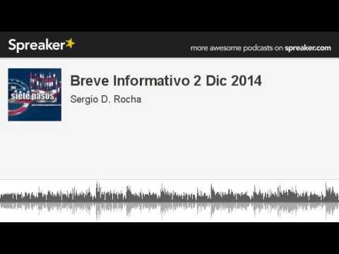 Breve Informativo 2 Dic 2014