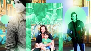 Happy 34th Birthday Jared Padalecki (from Russia and CIS)