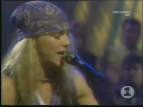 POISON - Every Rose Has Its Thorn 1990  Unplugged Music Videos