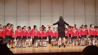 제8회 양산 전국 청소년 합창제 '가남초-가남위더스합창단' 대상곡:소녀의 꿈,피아노의 마법세상