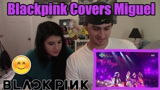 """""""BLACKPINK - 'SURE THING (Miguel)' COVER 0812 SBS PARTY PEOPLE"""" 