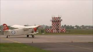 Vrtulníky a Letadla Air Helicopter Show.  Veteráni - Aircraft Mítink.