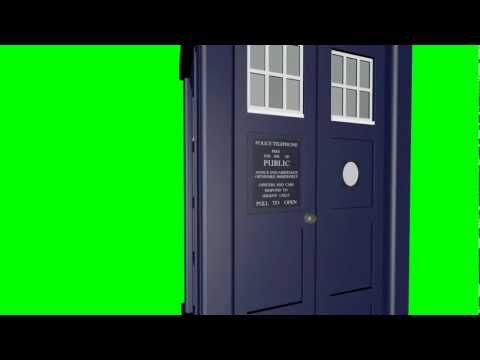 TARDIS SPIN test cinema green screen s01r03.avi