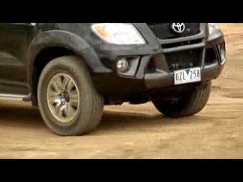 Toyota TRD Hilux - Review