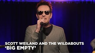 Клип Scott Weiland & The Wildabouts - Big Empty
