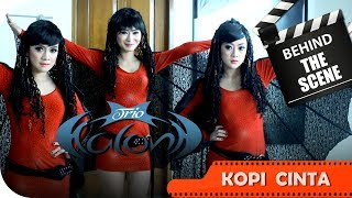 Trio Kalonk Behind The Scenes Audio Clip Kopi Cinta Tv Musik Indonesia