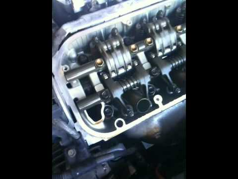 Pt. 2 - '00 Accord V6 EGR Port Cleaning and Valve Cover Gasket