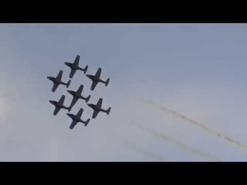 Canadian Forces Snowbirds - Double Diamond