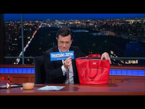 What's In Hillary's Purse?
