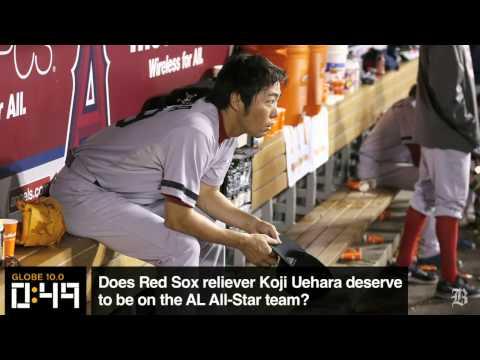 Globe 10.0: Should Koji Uehara be on the All-Star team?