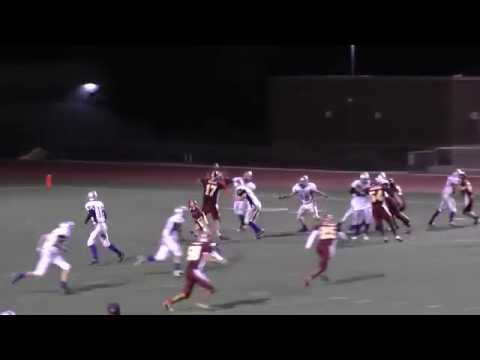 Foothills christian High School - KNIGHTS FOOTBALL TOUCHDOWN