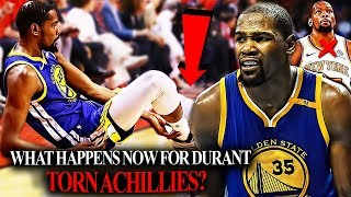 The TRUTH About Kevin Durant And what Happens Next! TORN ACHILLES!