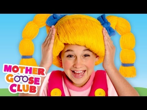 Head, Shoulders, Knees and Toes - Mother Goose Club Songs for Children
