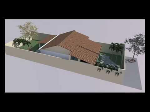 Projeto 5 - Casa 2 Quartos