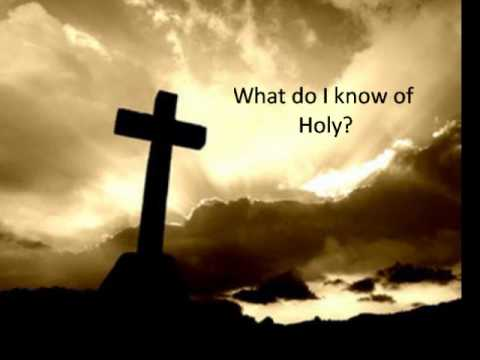 What Do I Know Of Holy? -  Addison Road video