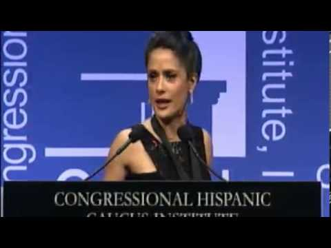 2013 Medallion Of Excellence: Salma Hayek Pinault video