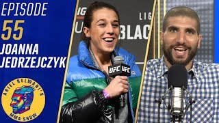 Joanna Jedrzejczyk on Michelle Waterson bout, future title fight | Ariel Helwani's MMA Show