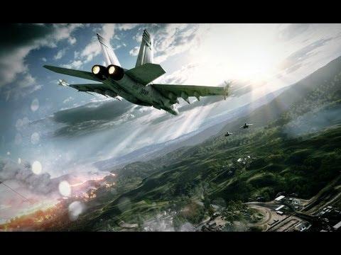 Battlefield 3 F/A-18E Hornet Perfect Match (Caspian Border/PS3)